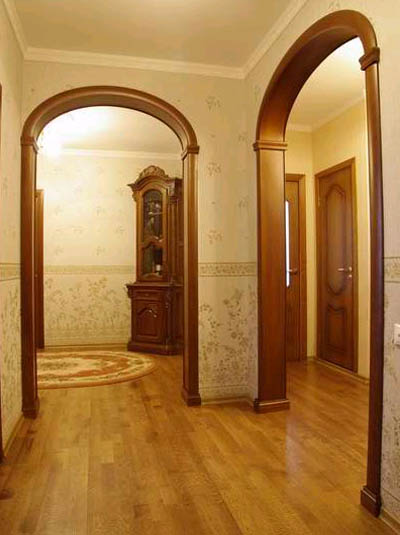 Дверной проем без двери: устраиваем и оформляем Арки дверные проемы дизайн
