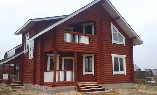 картинки дом в деревне