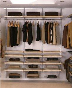 О гардеробных системах