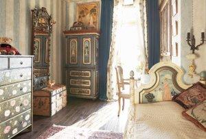 Интерьер в стиле дворянских усадеб