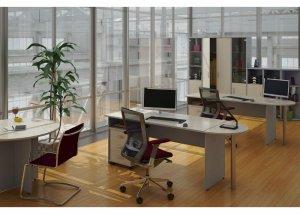 Особенности меблировки современных офисов