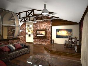 Новые лофт-апартаменты хорошая альтернатива квартирам?