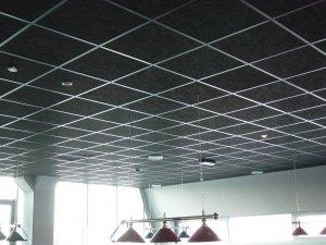 Новый потолок радует глаз