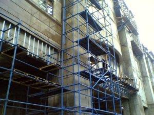 Как проводятся фасадные работы