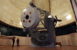 Крым передал обсерваторию в федеральную собственность