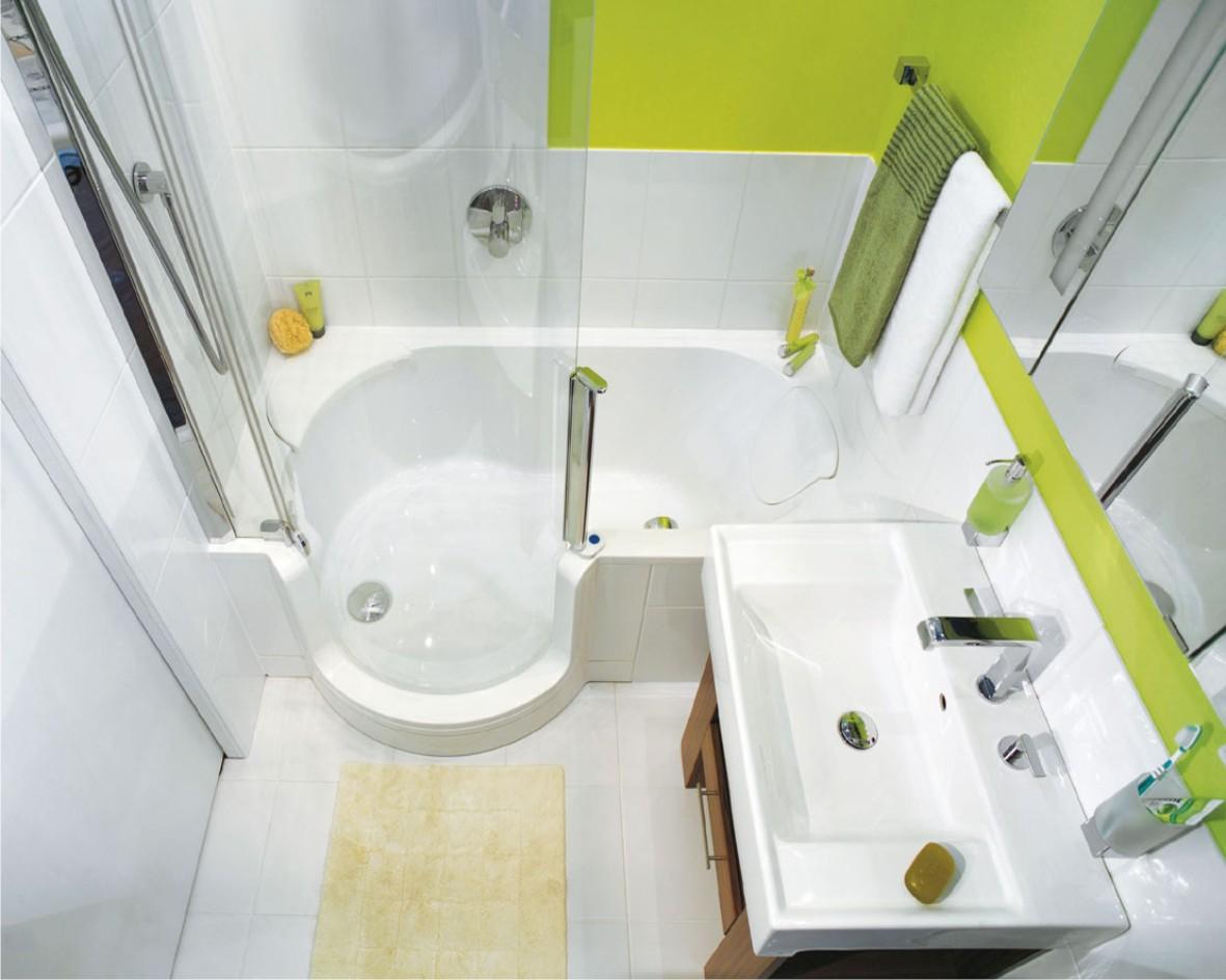 Как сделать ремонт в ванной в хрущевке своими руками недорого 17