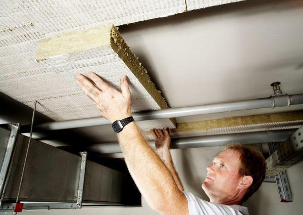 какие потолки установить в неотапливаемом зимой доме нас меню