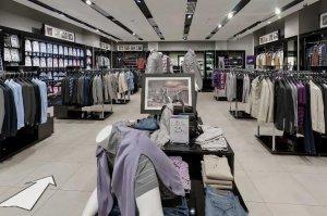 Инвестиции в магазин мужской одежды