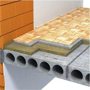 Как уложить пол на лоджии с изоляционным слоем