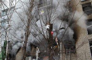 Власти Саратова окажут помощь жильцам дома в Саратове, где произошел взрыв