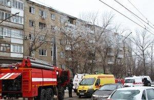 Коммуникации в пострадавшем от взрыва доме в Саратове полностью не восстановлены - власти
