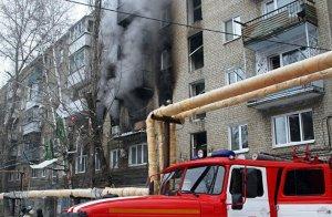В квартире дома в Саратове, где был взрыв, самовольно меняли газовую плиту - газовики
