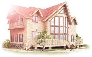 Основные этапы ремонта дома