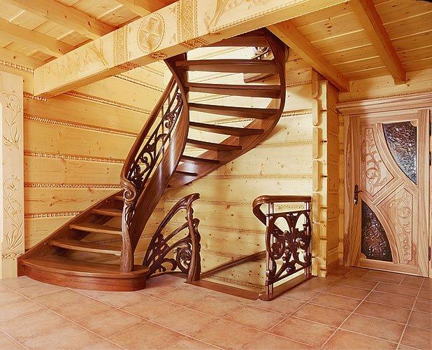 Изготовить лестницу на второй этаж своими руками фото 150